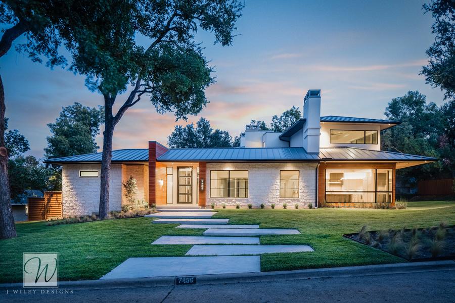 Kenshire Lane, Dallas